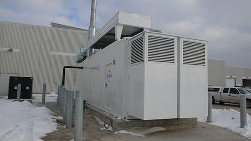 Combined Heat & Power Unit